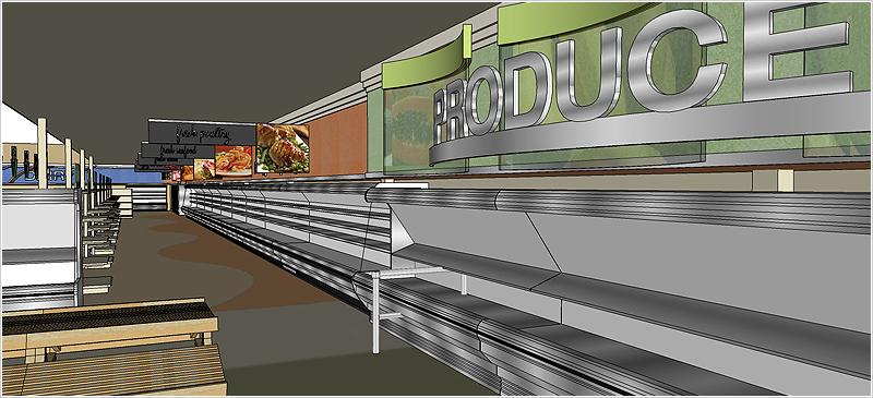 a1 supermarket carlton store design project by supermarket solutions. Black Bedroom Furniture Sets. Home Design Ideas